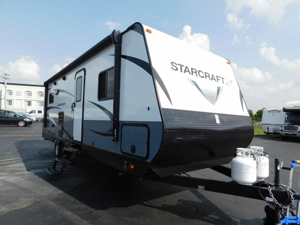 NEW 2019 Starcraft LAUNCH OUTFITTER 24RLS - Rick's RV Center