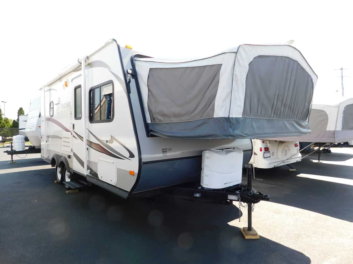 USED 2013 Jayco JAY FEATHER ULTRA LT X20E - Rick's RV Center