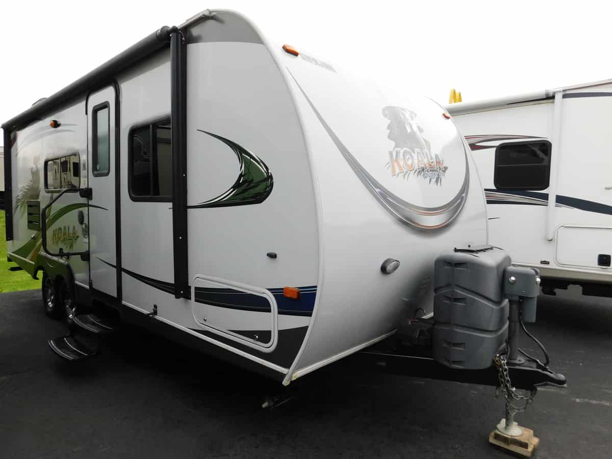 USED 2014 Skyline KOALA 21CS - Rick's RV Center