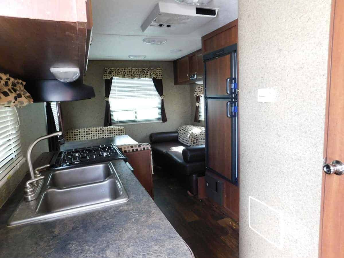 USED 2012 Crossroads Z1 211RD - Rick's RV Center