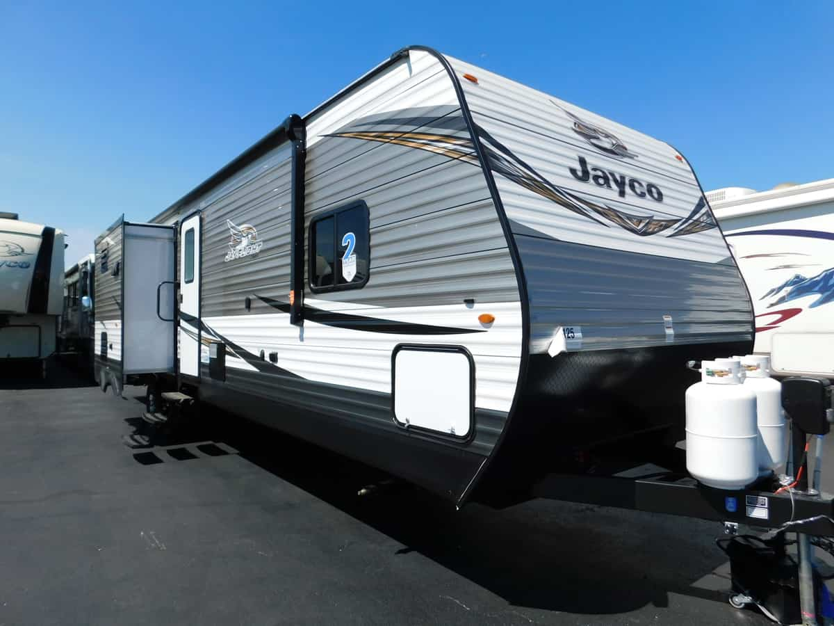 NEW 2019 Jayco JAY FLIGHT 33RBTS - Rick's RV Center