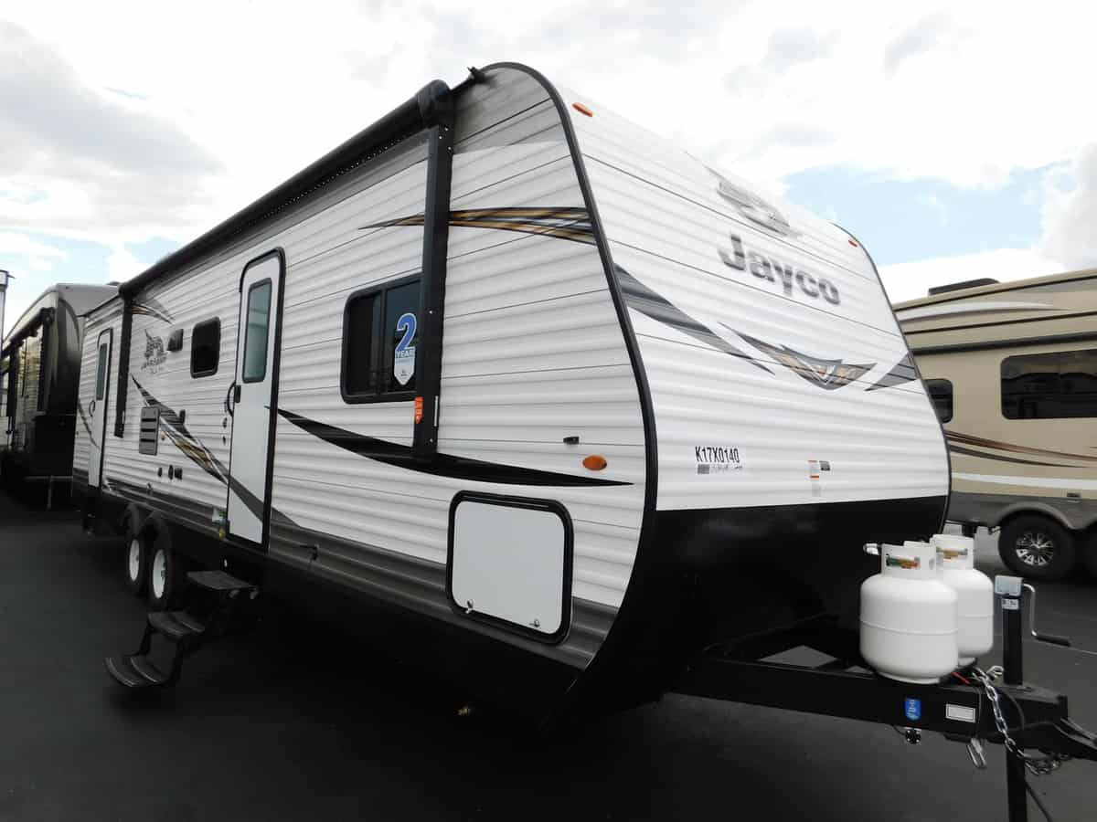 NEW 2019 Jayco JAY FLIGHT SLX 287BHS - Rick's RV Center