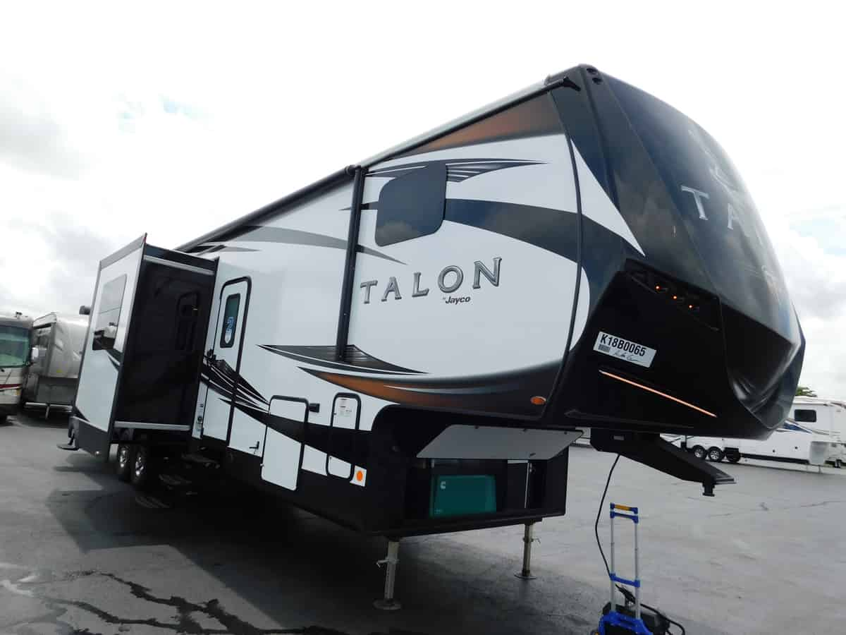 NEW 2019 Jayco TALON 413T - Rick's RV Center