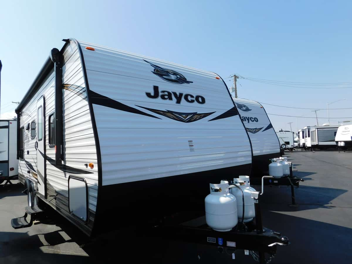 NEW 2019 Jayco JAY FLIGHT SLX 212QB - Rick's RV Center