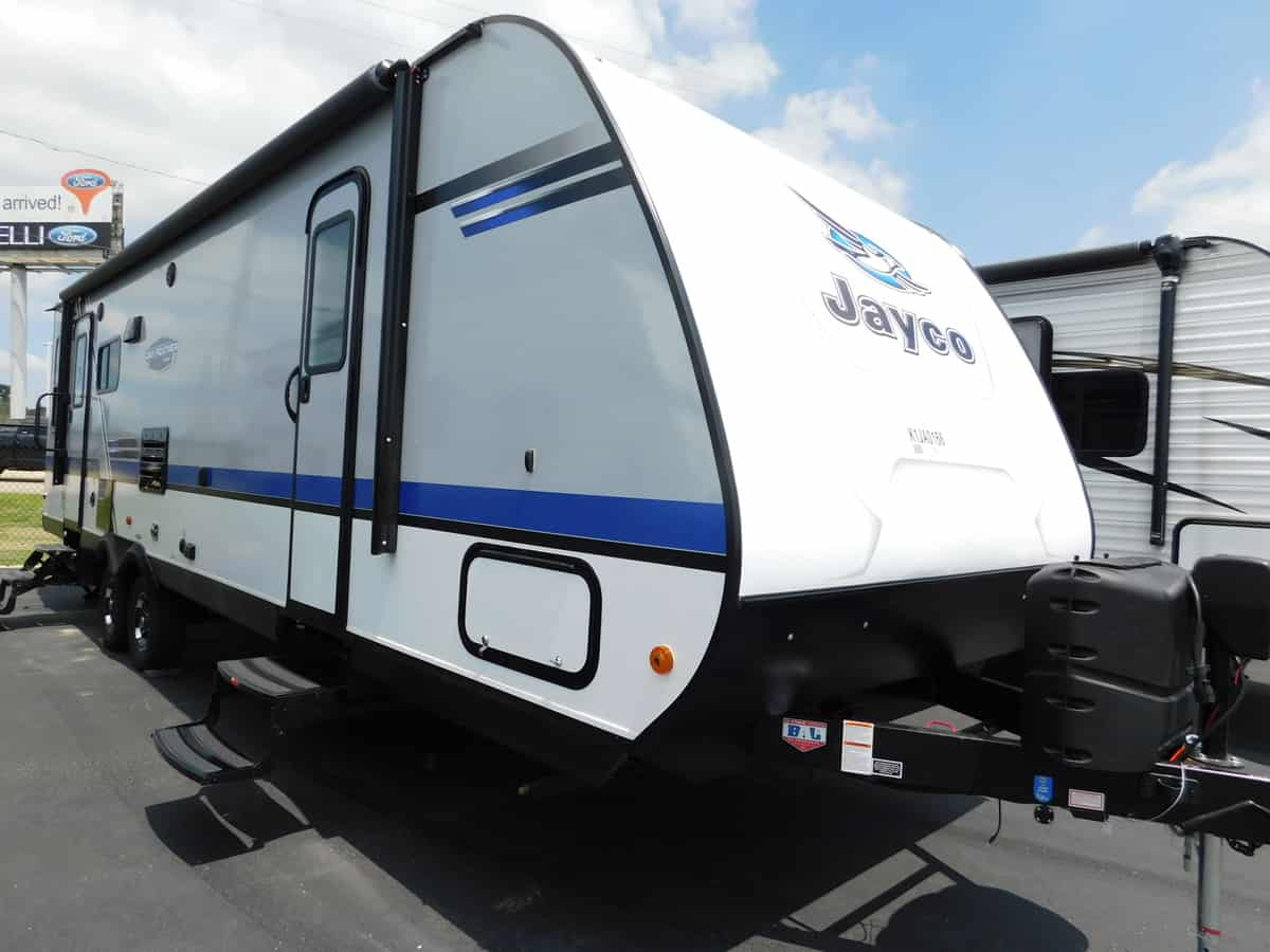 NEW 2019 Jayco JAY FEATHER 27RL - Rick's RV Center