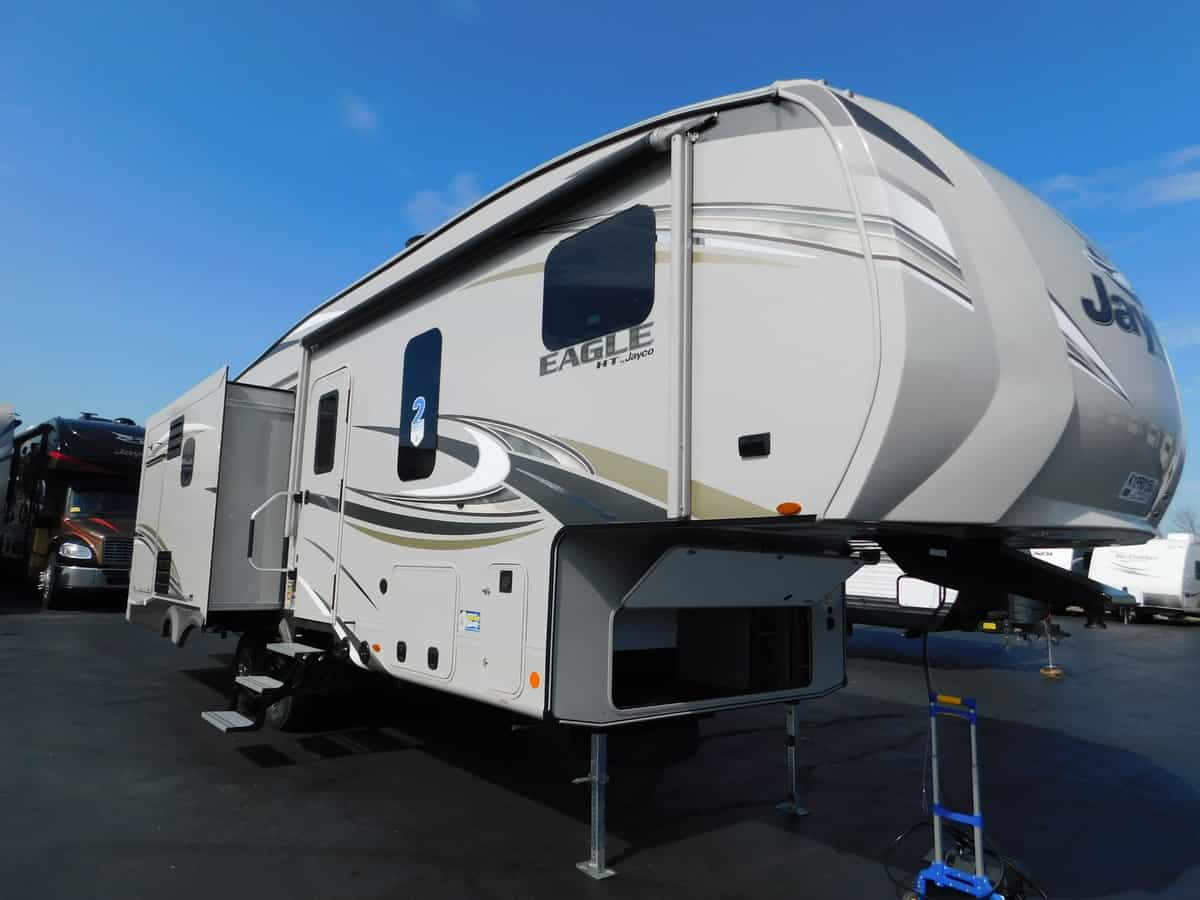 NEW 2019 Jayco EAGLE HT 28.5RSTS - Rick's RV Center