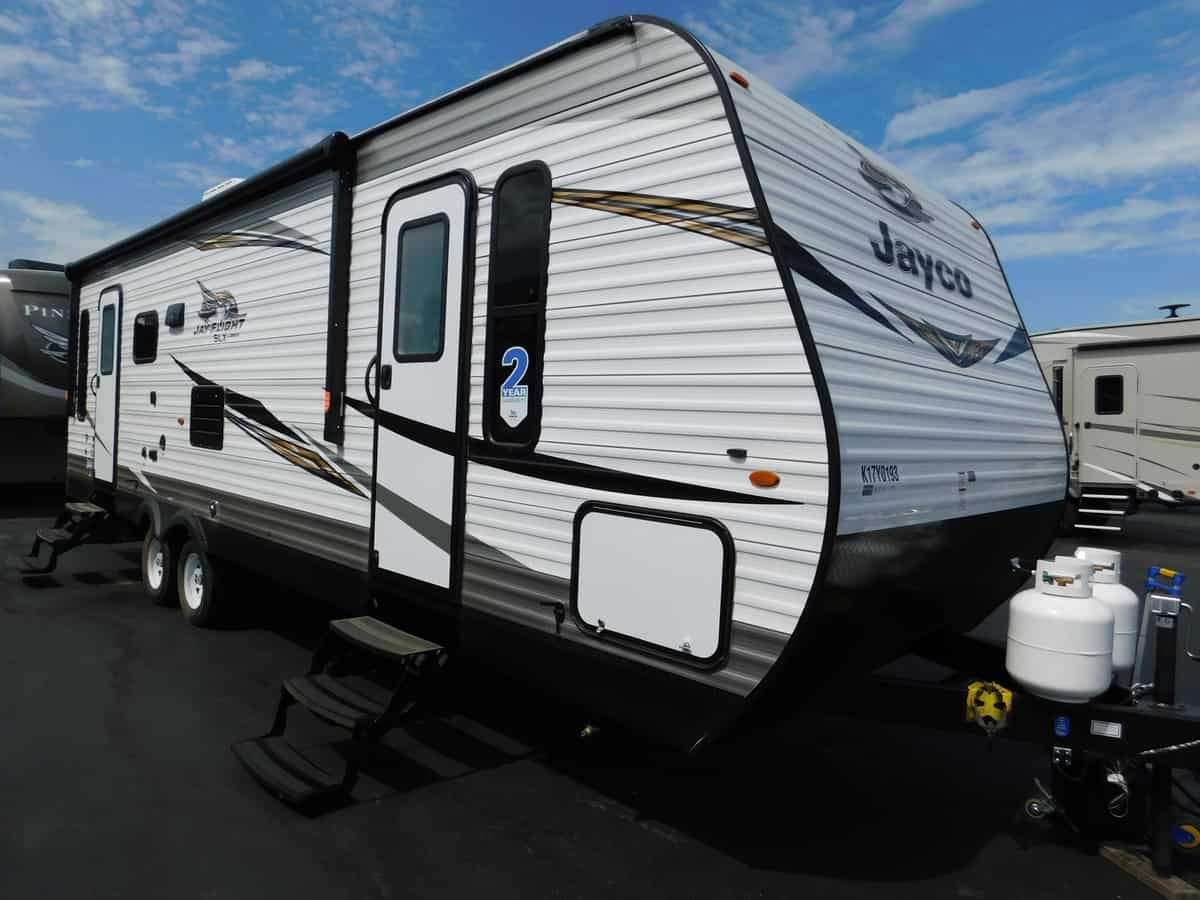 NEW 2019 Jayco JAY FLIGHT SLX 265RLS - Rick's RV Center