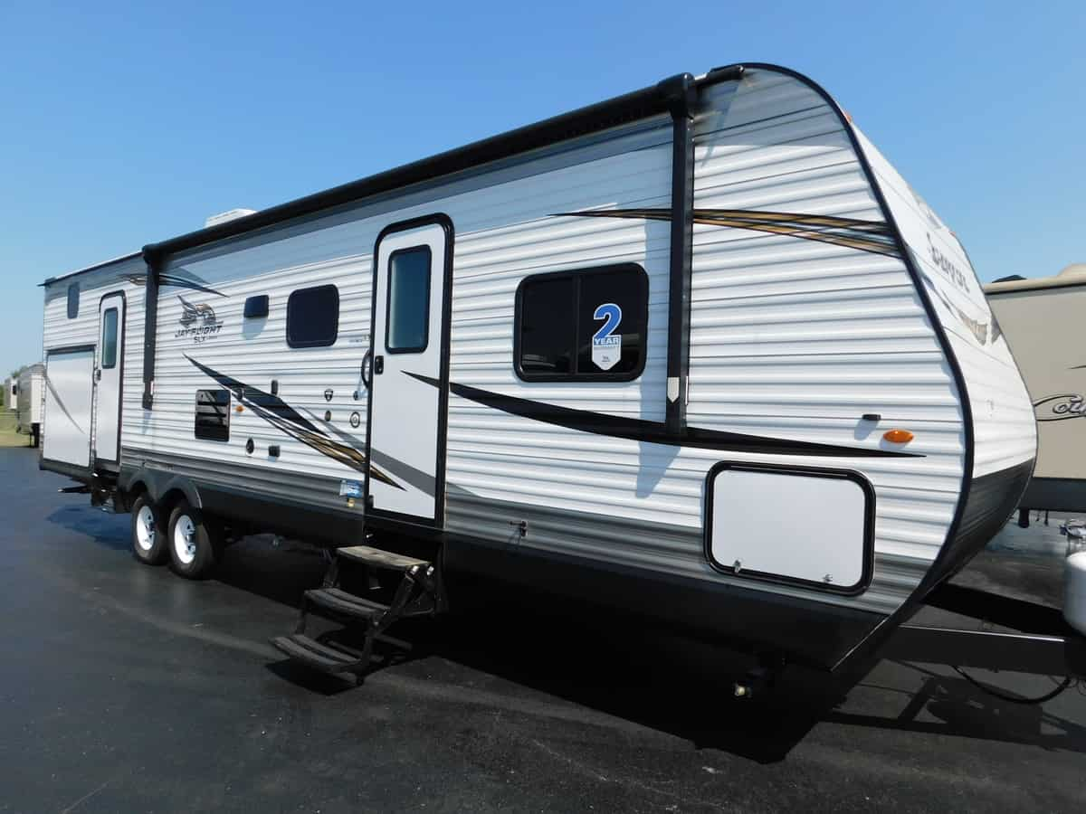 NEW 2019 Jayco JAY FLIGHT SLX 324BDS - Rick's RV Center