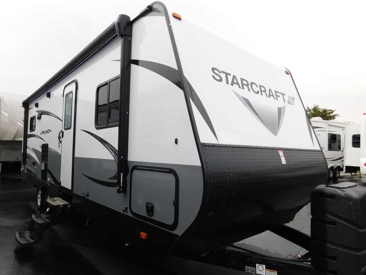 NEW 2019 Starcraft LAUNCH OUTFITTER 24RLS - Rick's RV Center
