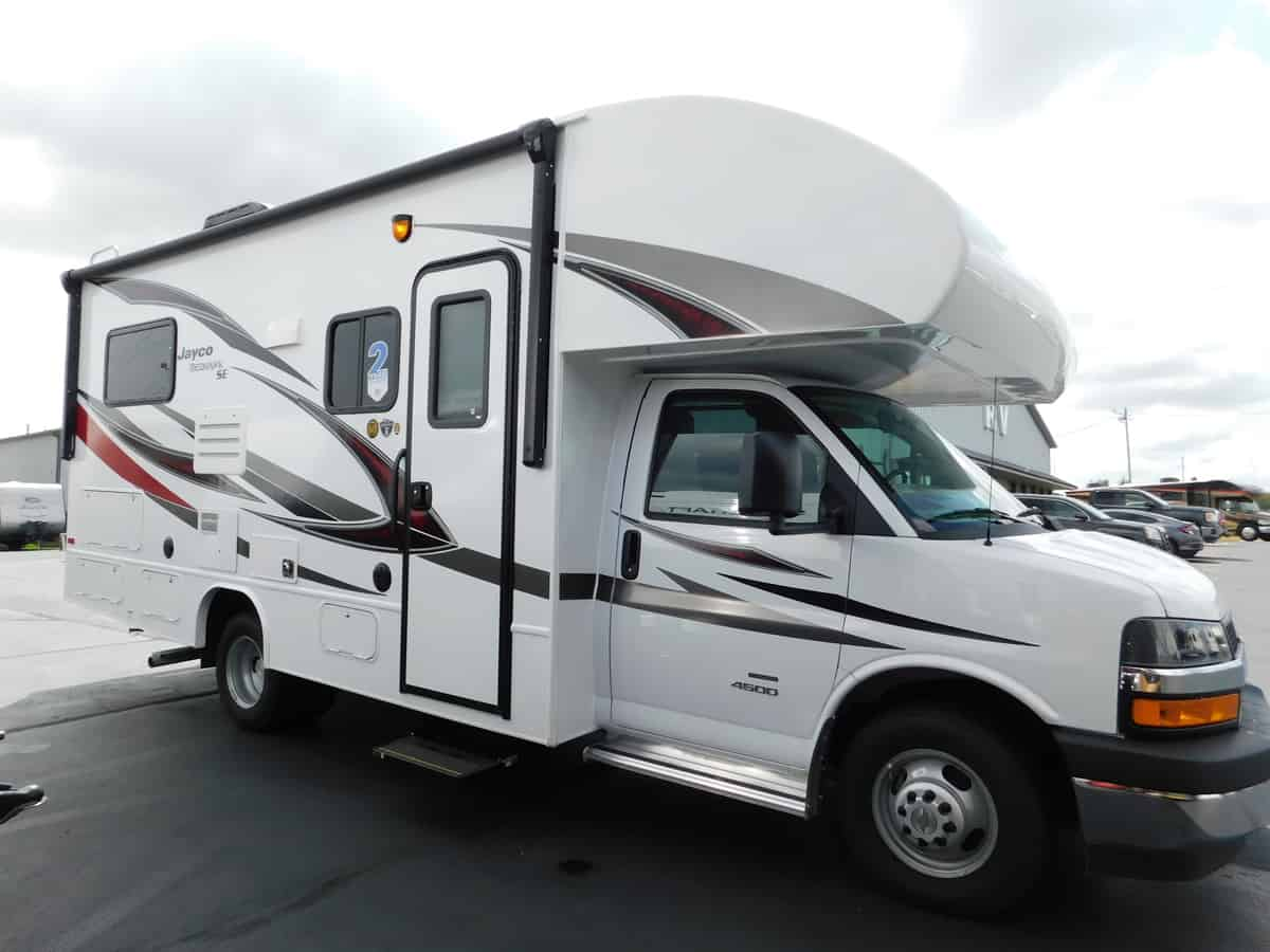 NEW 2019 Jayco REDHAWK 22A - Rick's RV Center