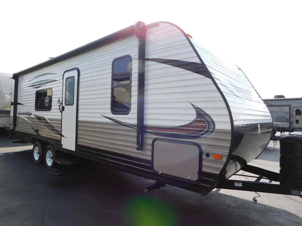 NEW 2019 Starcraft AUTUMN RIDGE OUTFITR 26BH - Rick's RV Center