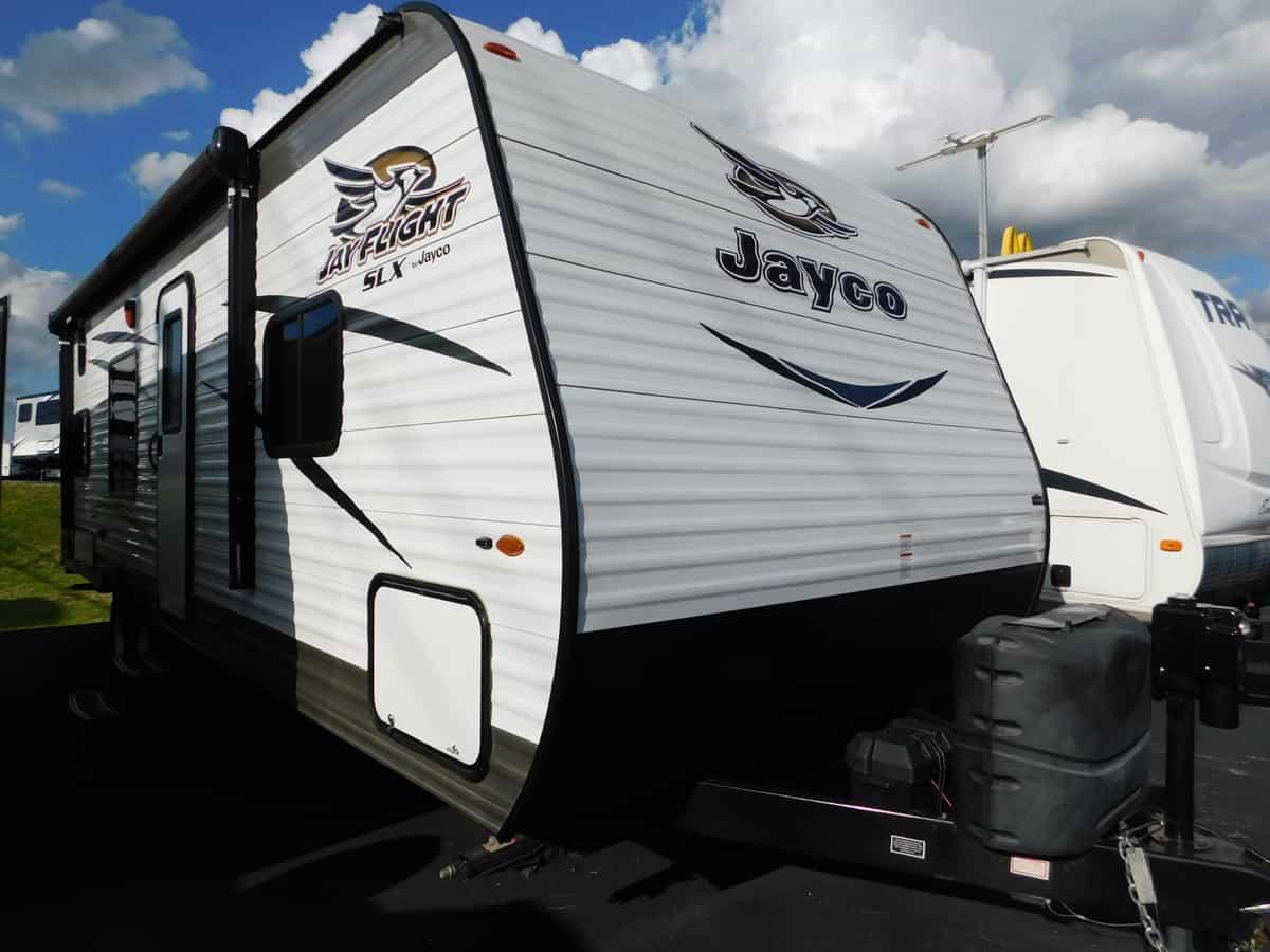 USED 2017 Jayco JAY FLIGHT SLX 264BH - Rick's RV Center