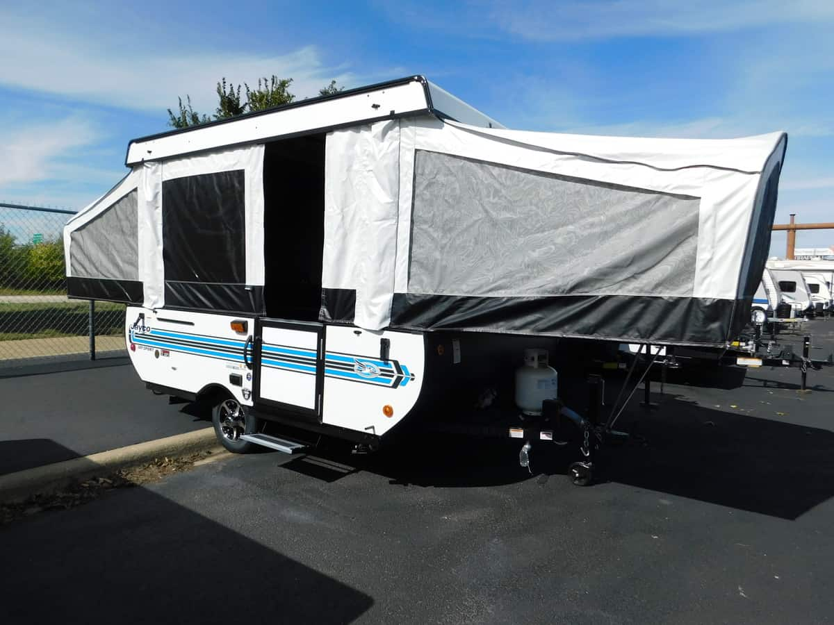 NEW 2019 Jayco JAY SERIES SPORT 10SD - Rick's RV Center