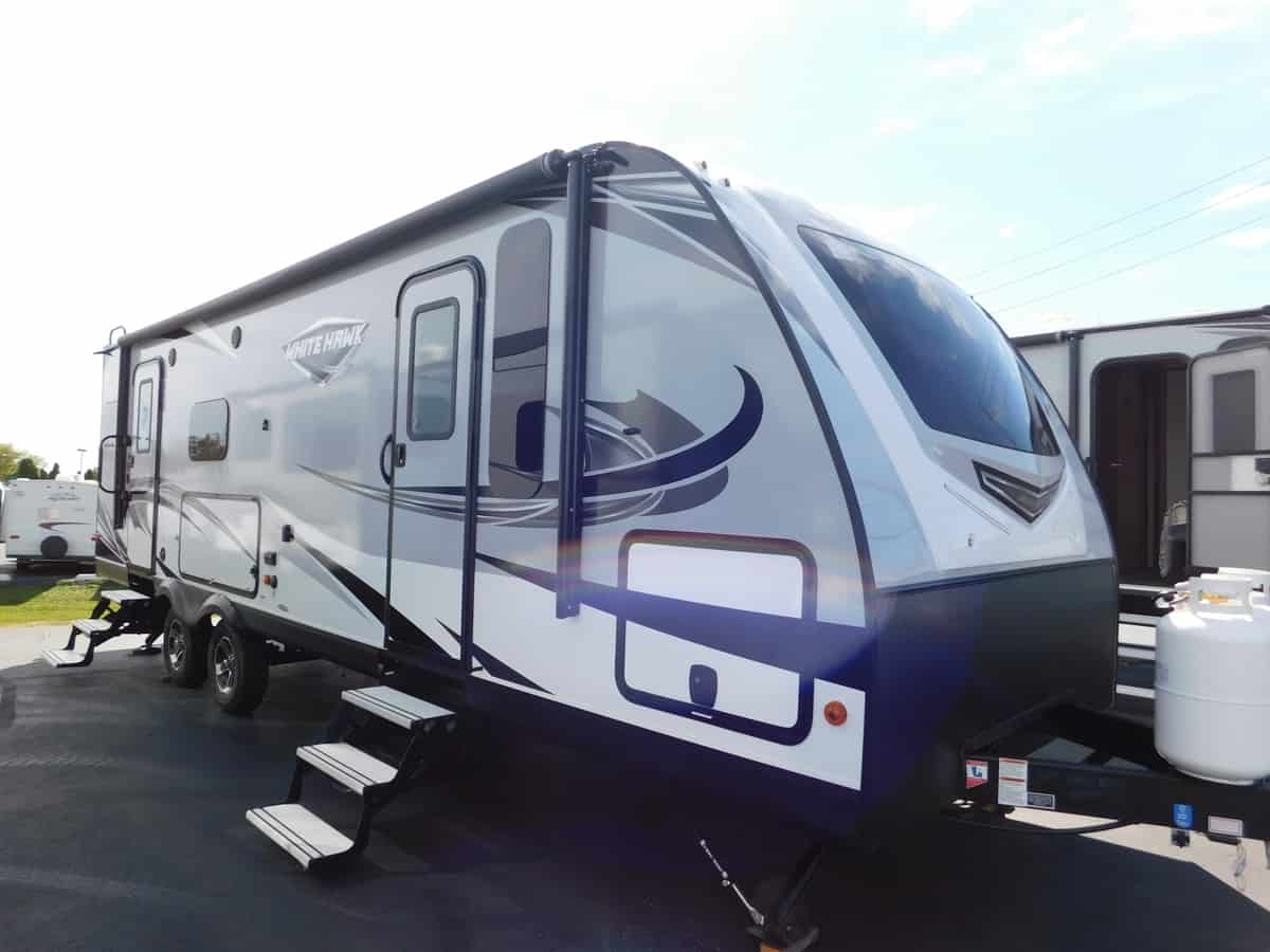 NEW 2019 Jayco WHITE HAWK 26RK - Rick's RV Center
