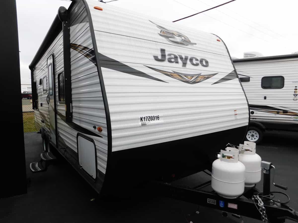 NEW 2019 Jayco JAY FLIGHT SLX 212QB - Rick's RV Center