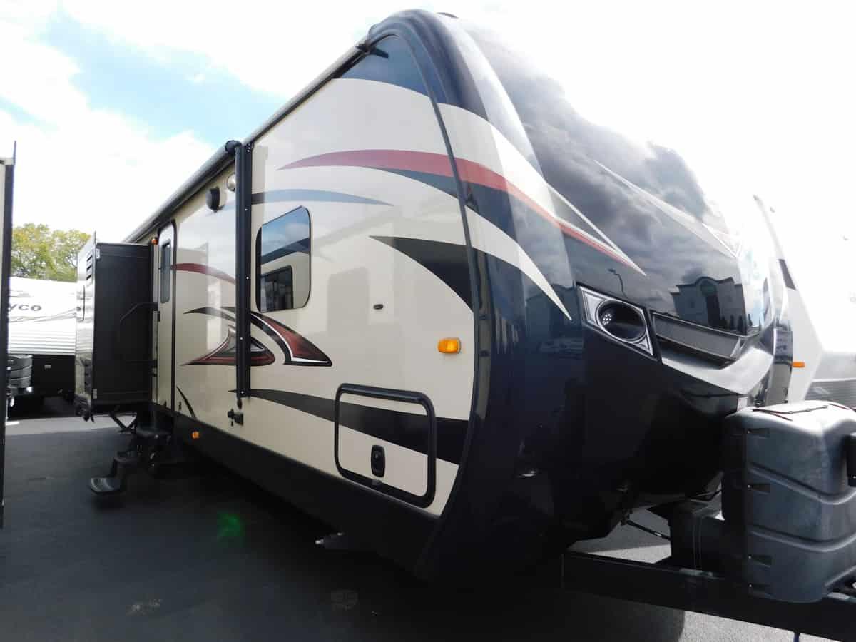 USED 2015 Keystone OUTBACK 323BH - Rick's RV Center