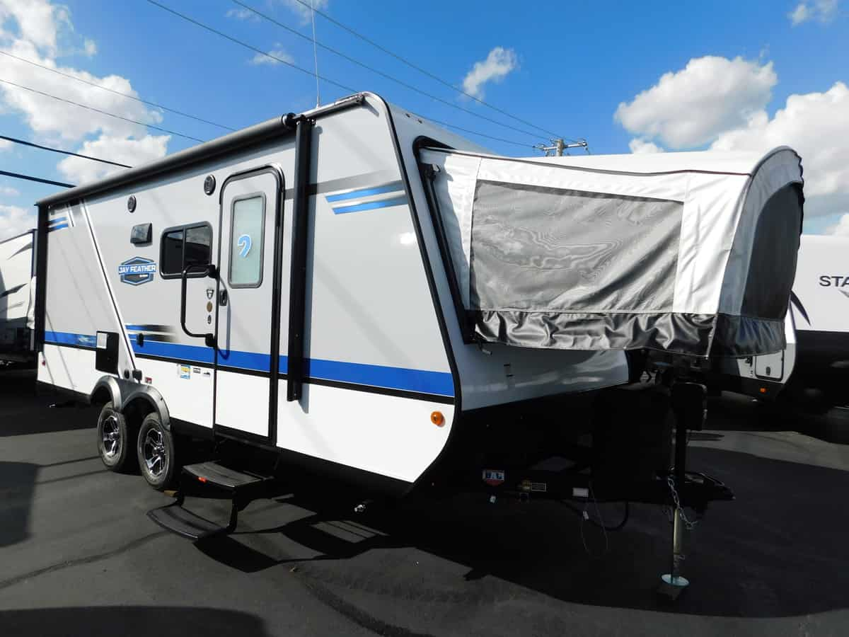 NEW 2019 Jayco JAY FEATHER X20D - Rick's RV Center