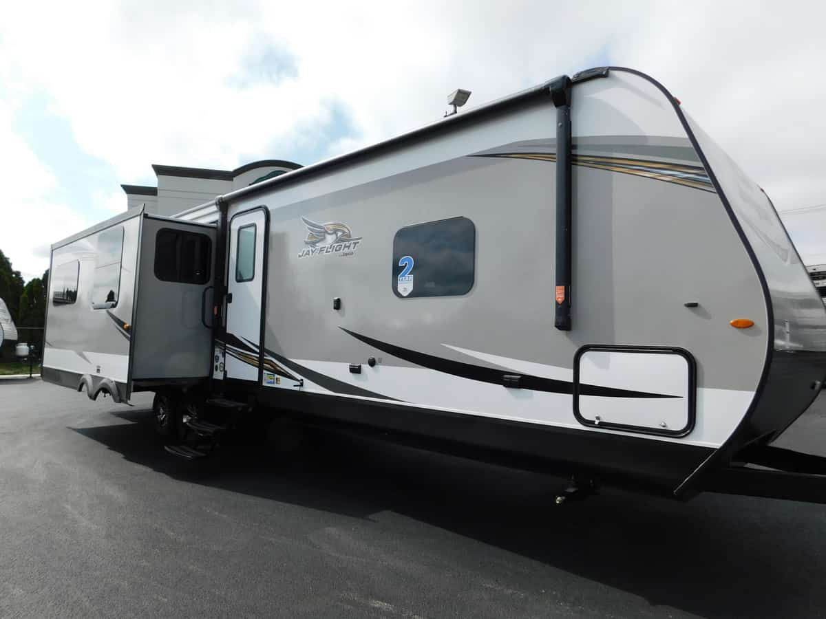 NEW 2019 Jayco JAY FLIGHT 34RSBS - Rick's RV Center