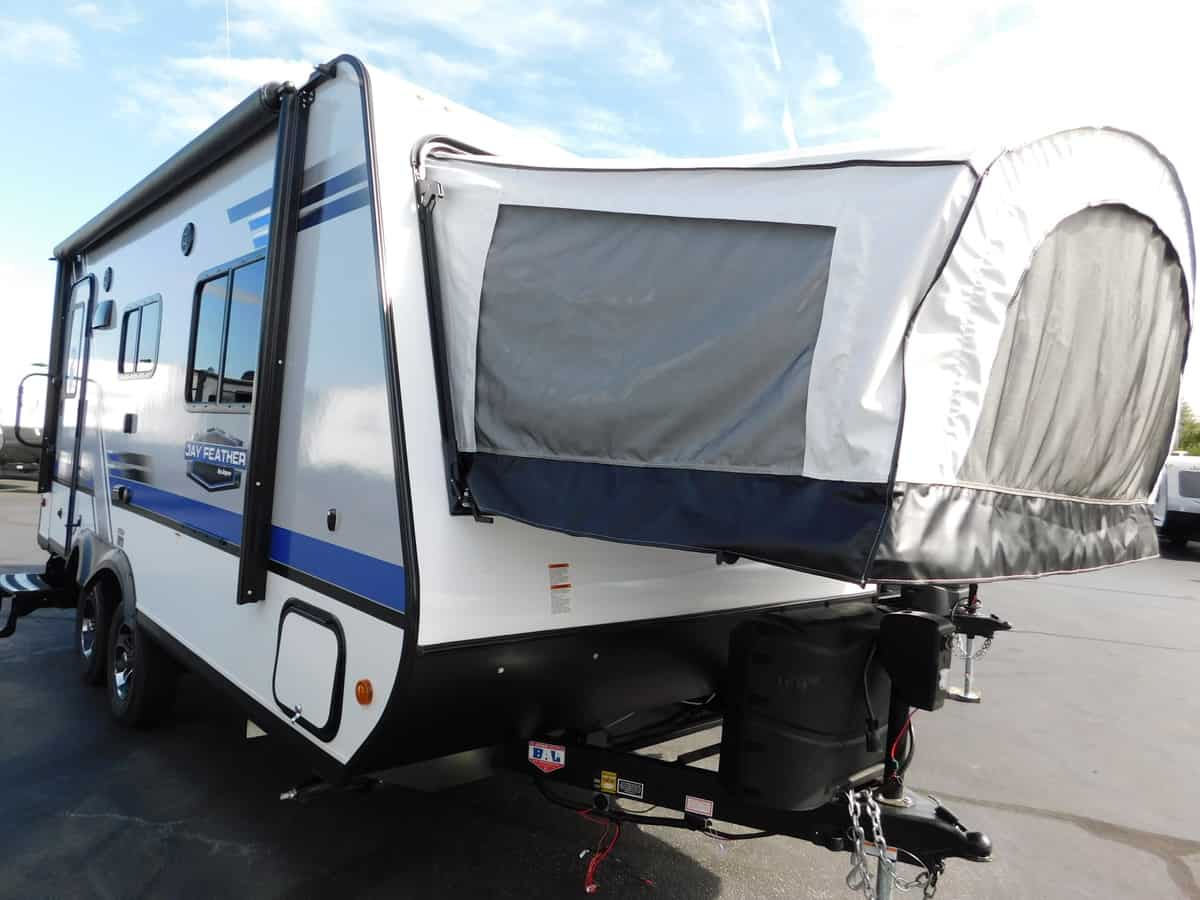 NEW 2019 Jayco JAY FEATHER X19H - Rick's RV Center