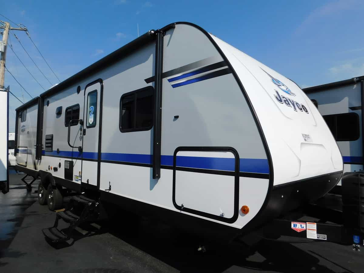 NEW 2019 Jayco JAY FEATHER 29QB - Rick's RV Center