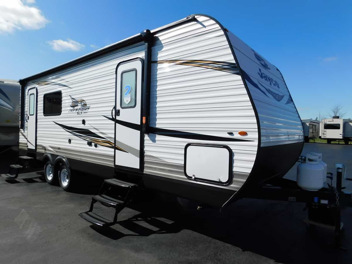 NEW 2019 Jayco JAY FLIGHT SLX 235RKS - Rick's RV Center