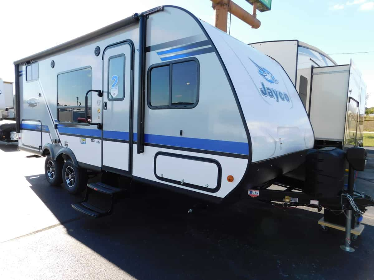 NEW 2019 Jayco JAY FEATHER 20BH - Rick's RV Center