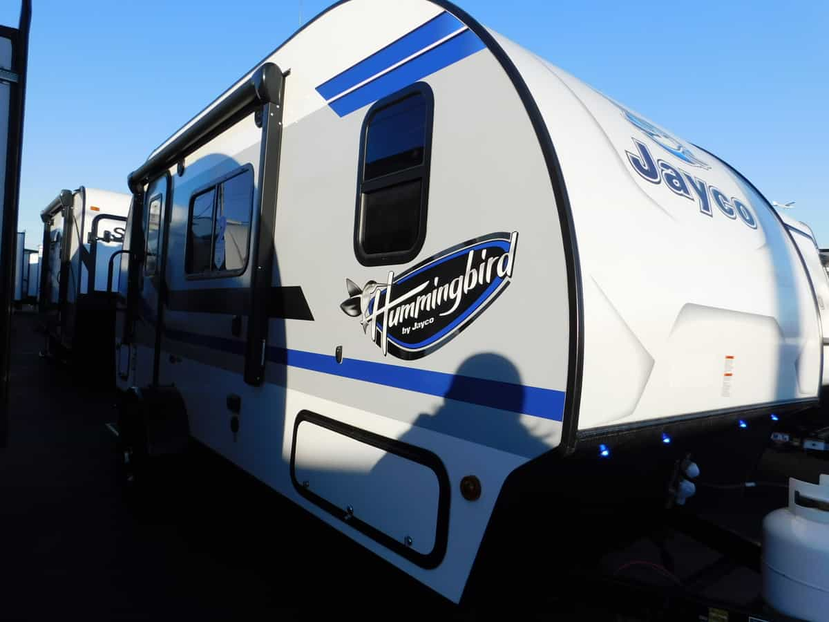 NEW 2019 Jayco HUMMINGBIRD 17RB - Rick's RV Center