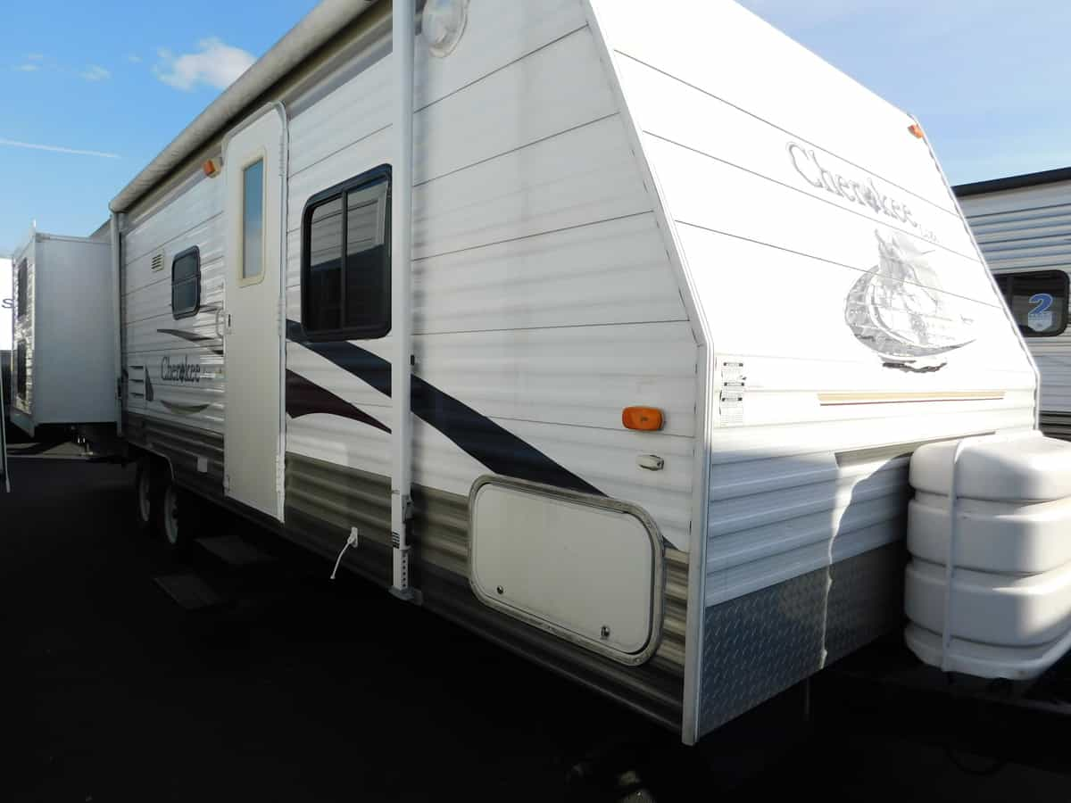 USED 2005 Forest River CHEROKEE 285B - Rick's RV Center