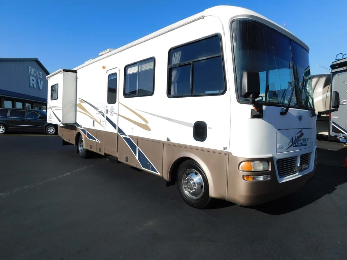 USED 2004 Tiffin Motorhomes ALLEGRO 30 DA - Rick's RV Center