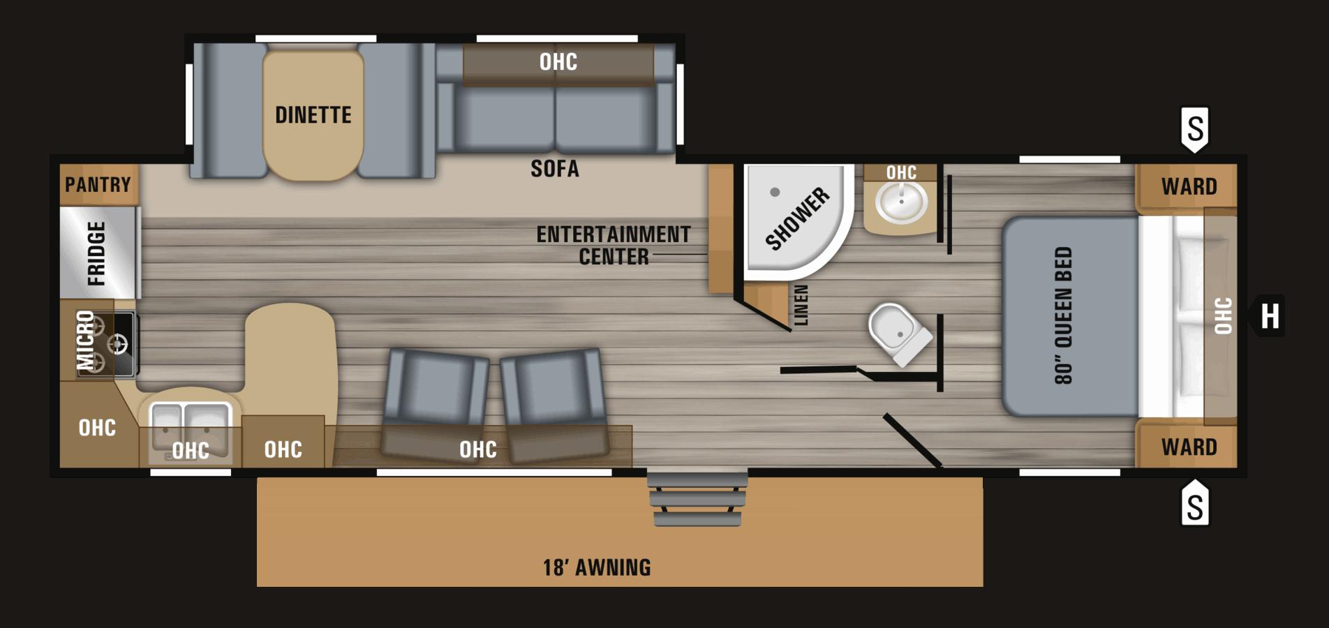 NEW 2019 Jayco JAY FLIGHT 29RKS - Rick's RV Center