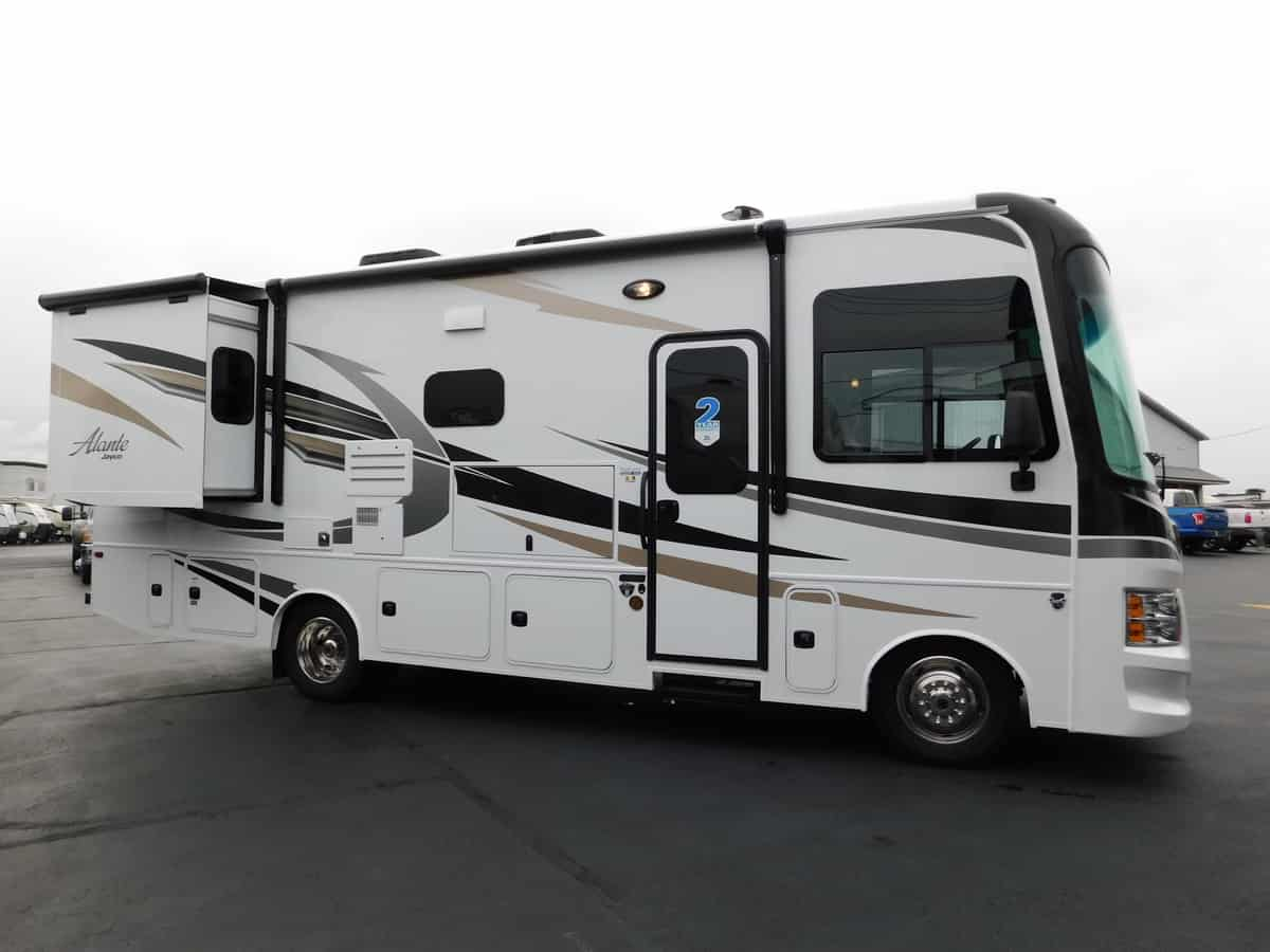NEW 2019 Jayco ALANTE 26X - Rick's RV Center