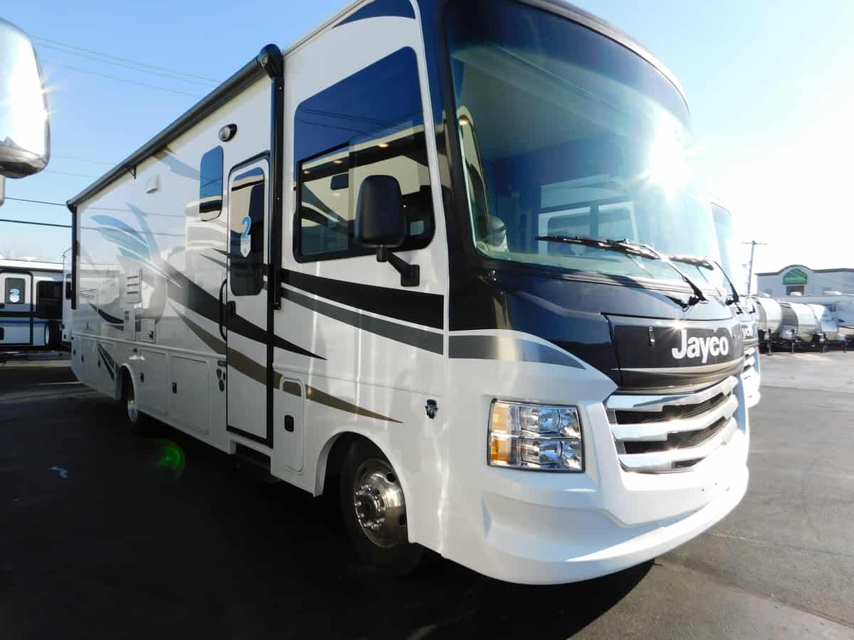 NEW 2019 Jayco ALANTE 31V - Rick's RV Center
