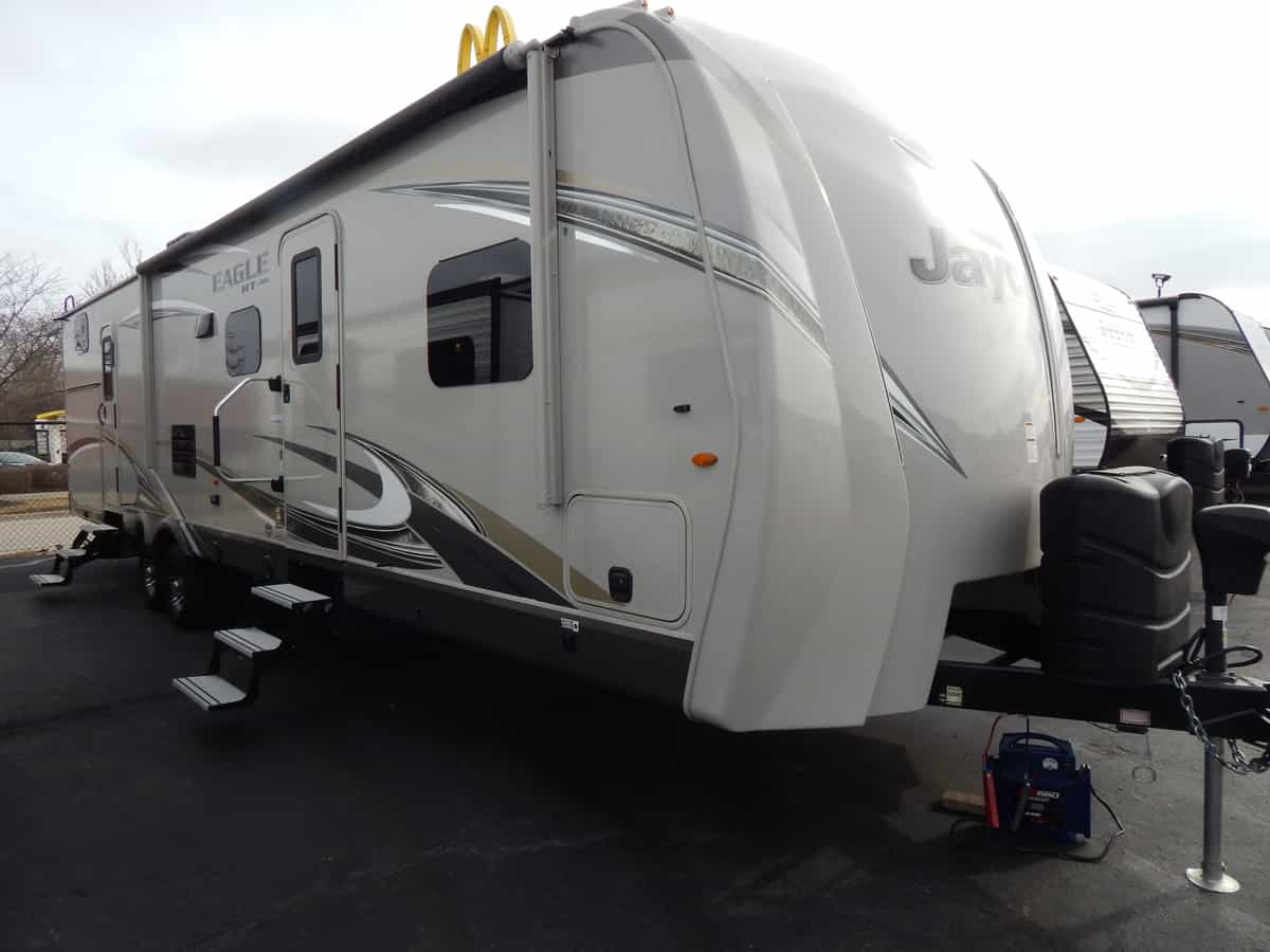 NEW 2018 Jayco EAGLE HT 314BHDS - Rick's RV Center