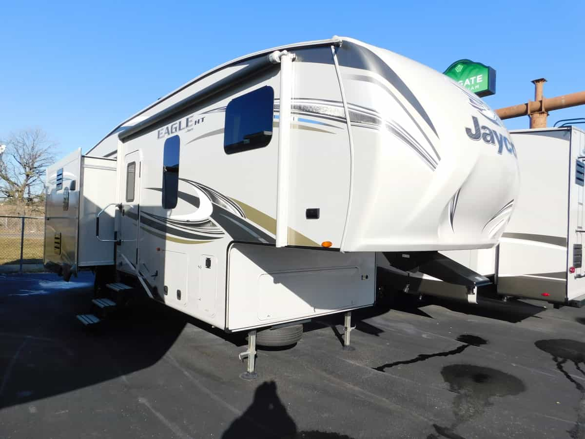 USED 2017 Jayco EAGLE HT 28.5RSTS - Rick's RV Center