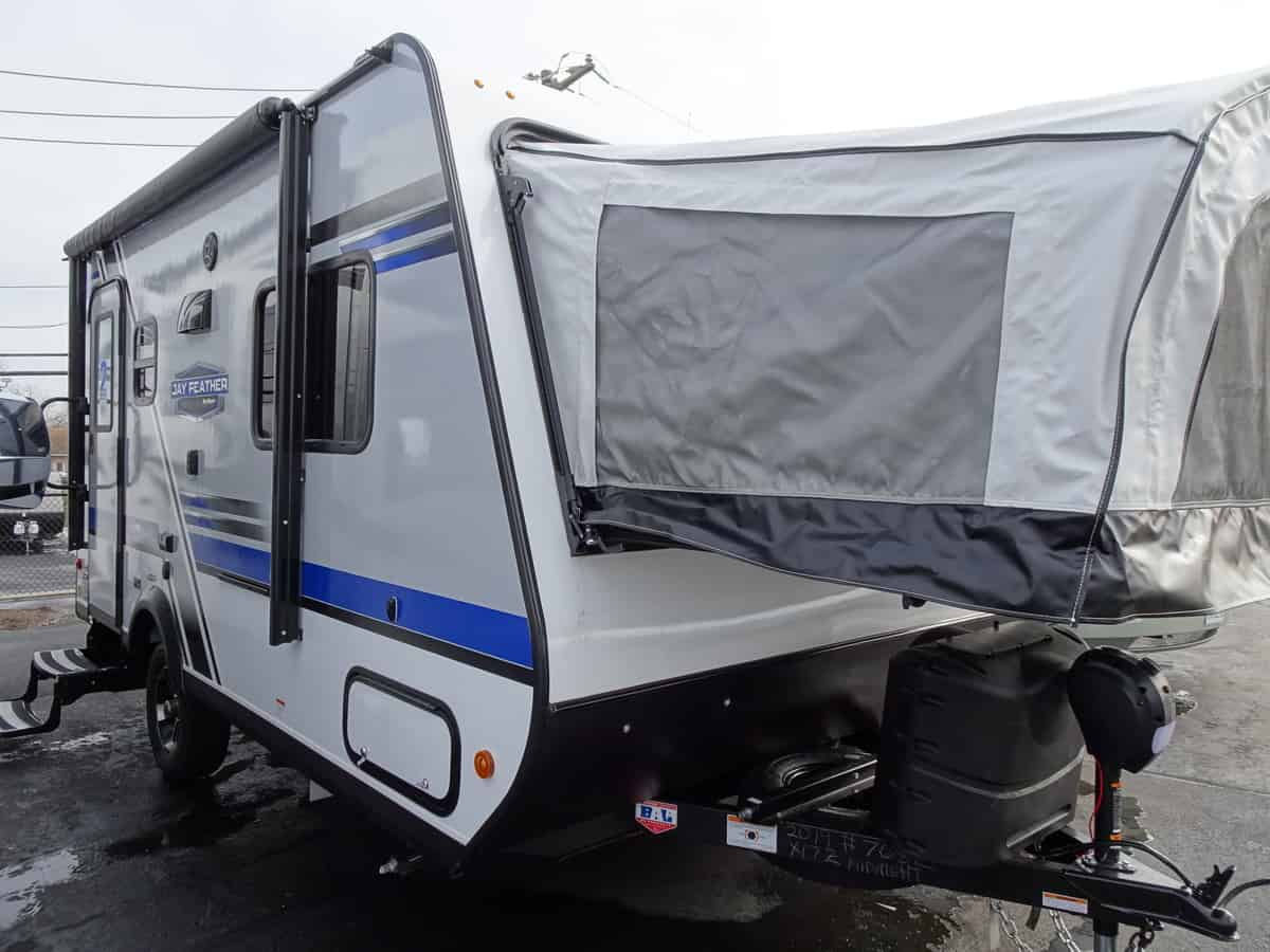 NEW 2019 Jayco JAY FEATHER X17Z - Rick's RV Center