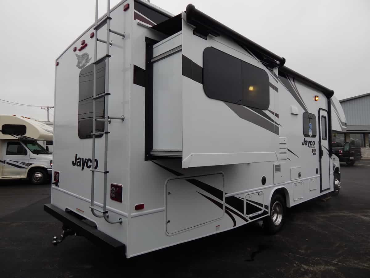 NEW 2019 Jayco REDHAWK 26XD - Rick's RV Center