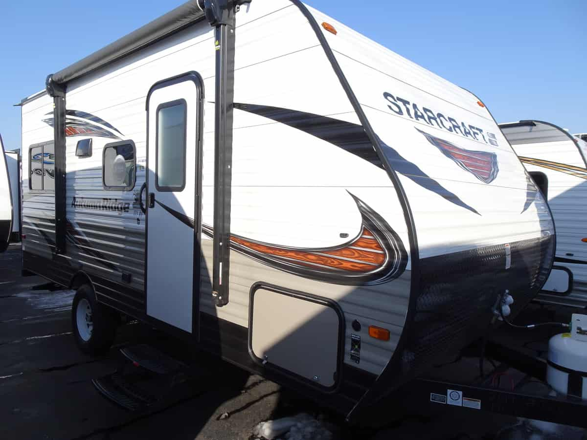 NEW 2019 Starcraft AUTUMN RIDGE 171RD - Rick's RV Center
