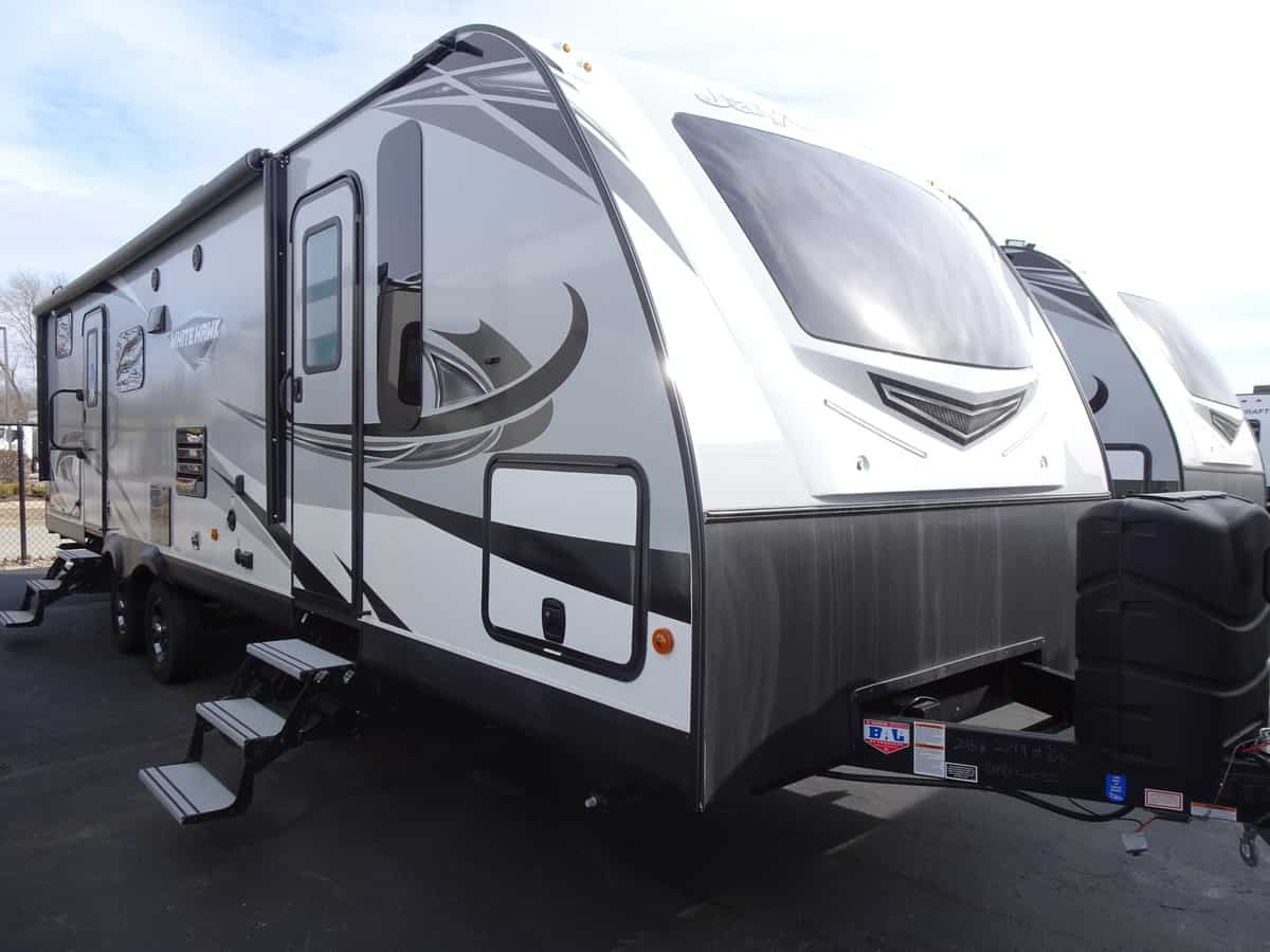 NEW 2019 Jayco WHITE HAWK 29BH - Rick's RV Center