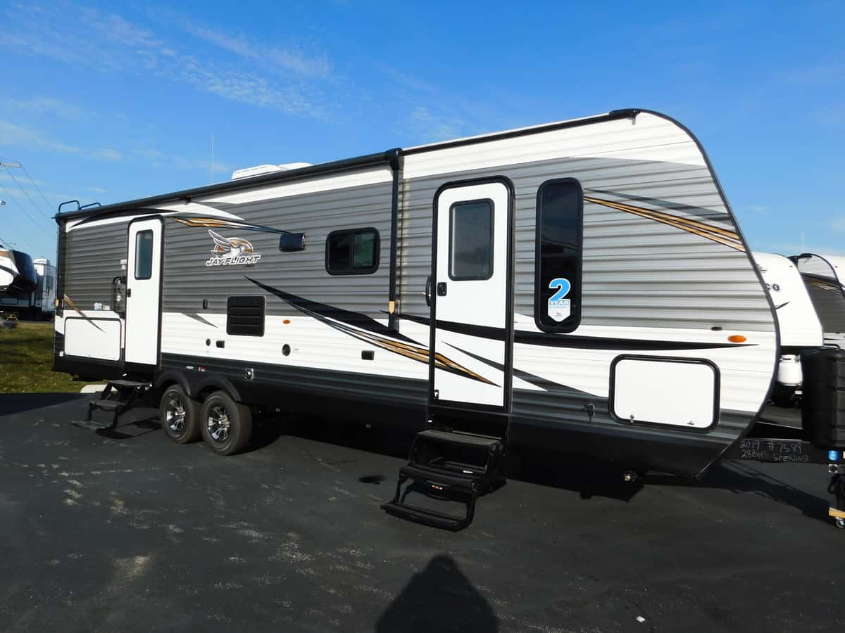 NEW 2019 Jayco JAY FLIGHT 28BHS - Rick's RV Center