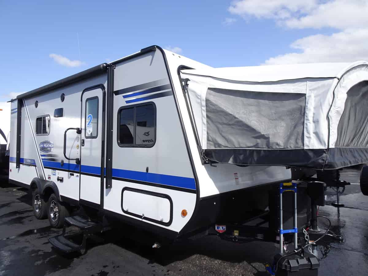 NEW 2019 Jayco JAY FEATHER X23B - Rick's RV Center