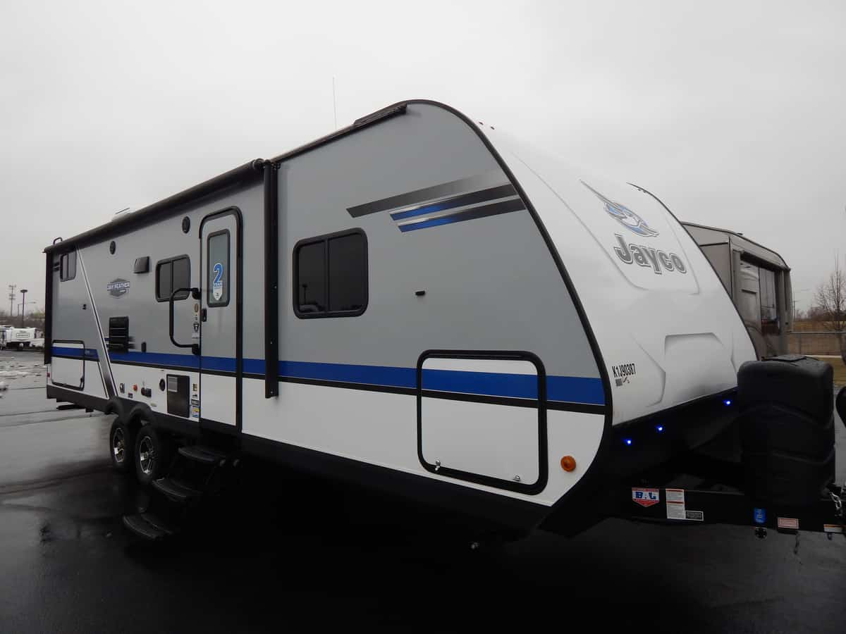 NEW 2019 Jayco JAY FEATHER 27BH - Rick's RV Center
