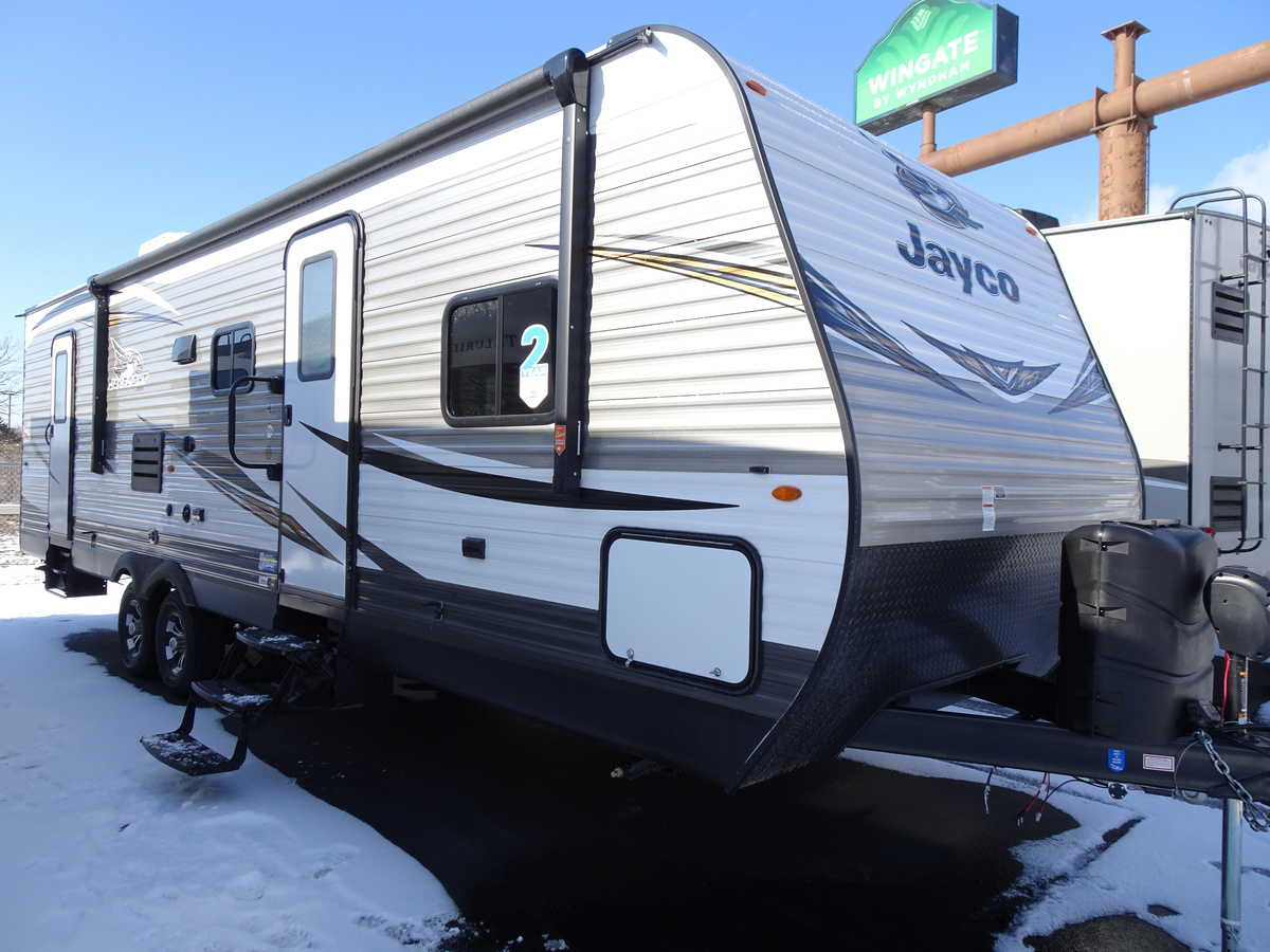 NEW 2019 Jayco JAY FLIGHT 28BHBE - Rick's RV Center