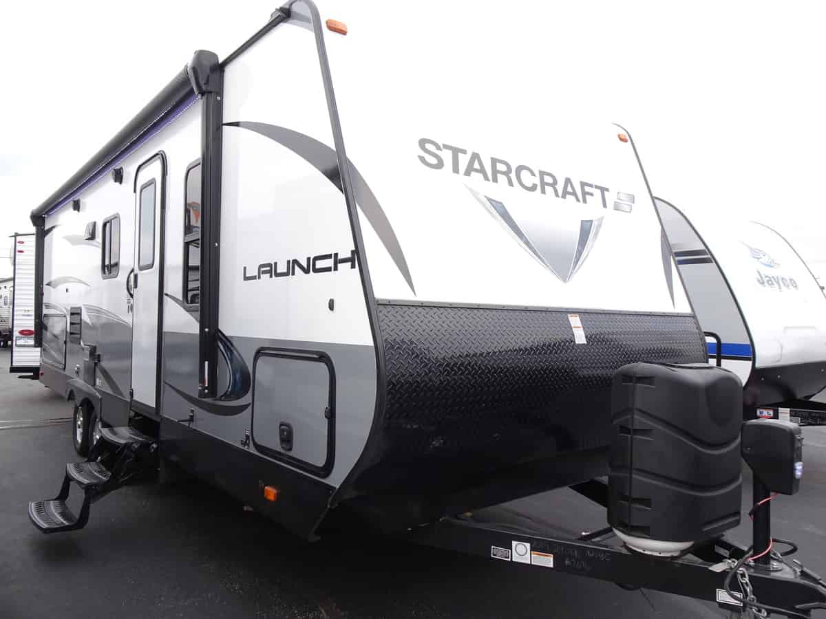 NEW 2019 Starcraft LAUNCH OUTFITTER 24ODK - Rick's RV Center