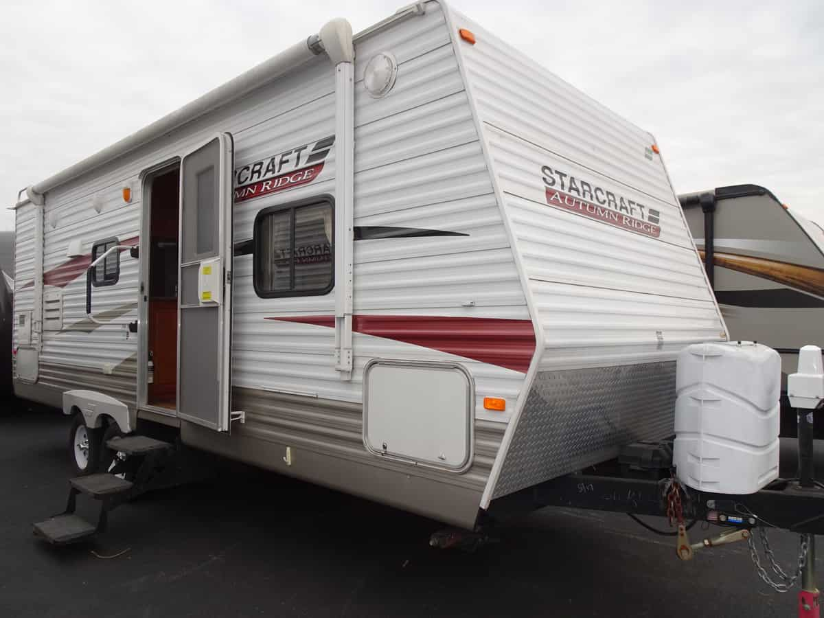 USED 2011 Starcraft Autumn Ridge 245DS - Rick's RV Center