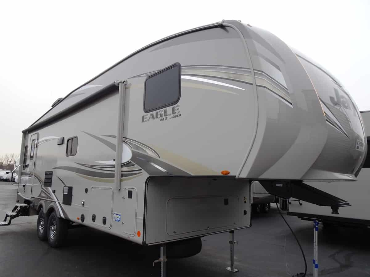 NEW 2019 Jayco EAGLE HT 26.5RLDS - Rick's RV Center