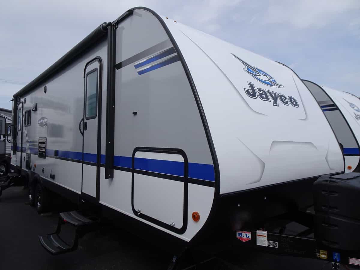 NEW 2019 Jayco JAY FEATHER 27RL - Rick's RV Center