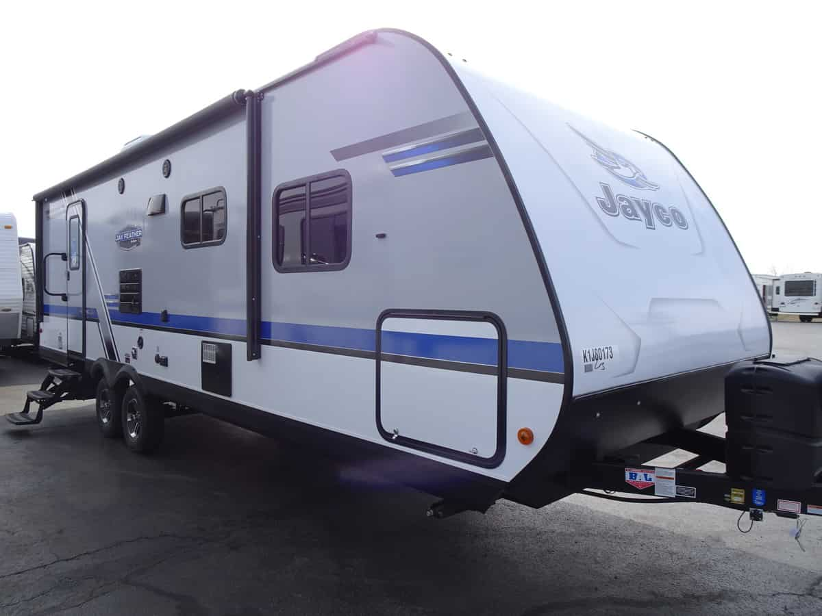 NEW 2019 Jayco JAY FEATHER 25RB - Rick's RV Center