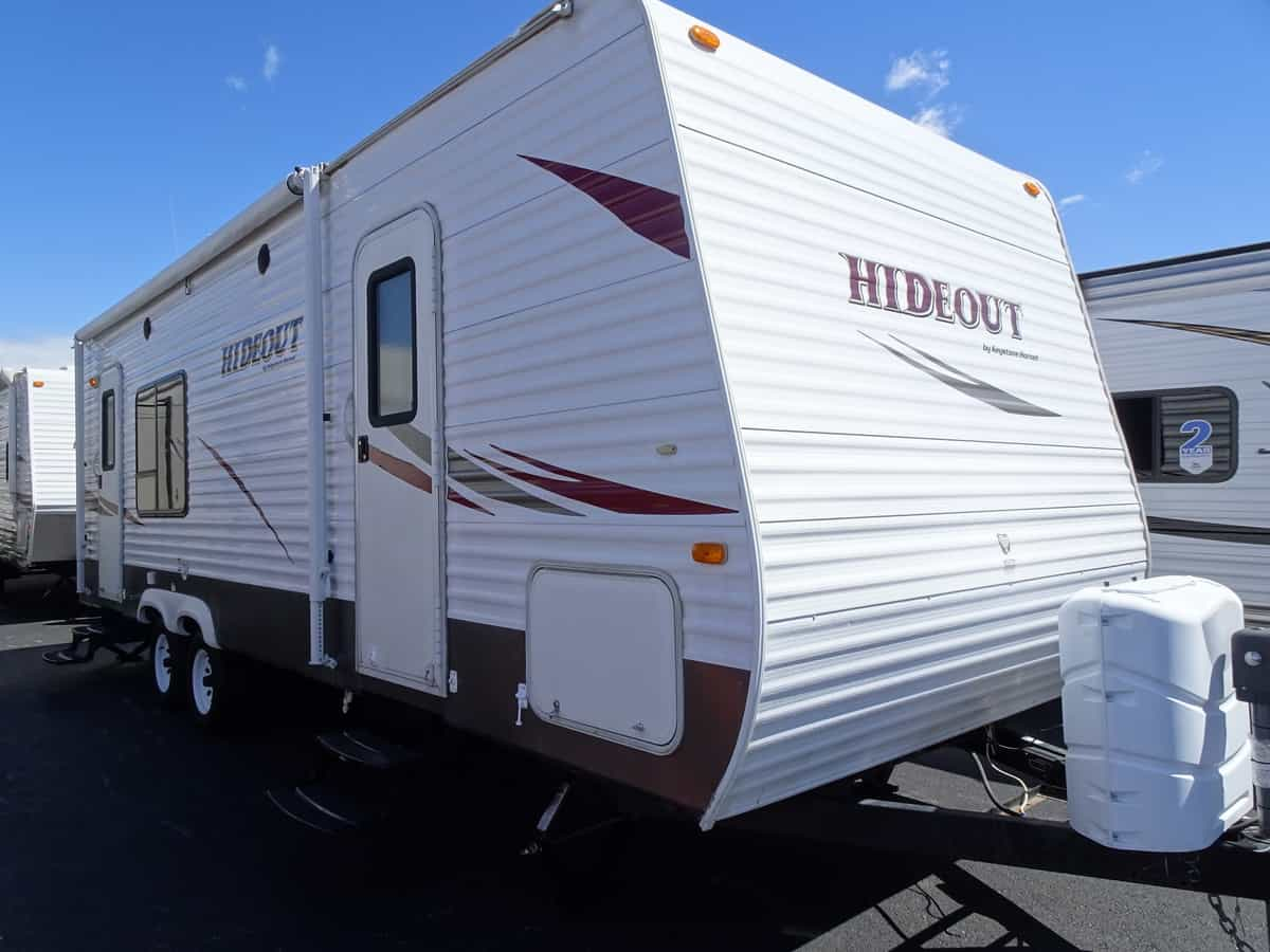 USED 2010 Keystone HIDEOUT 28RKS - Rick's RV Center