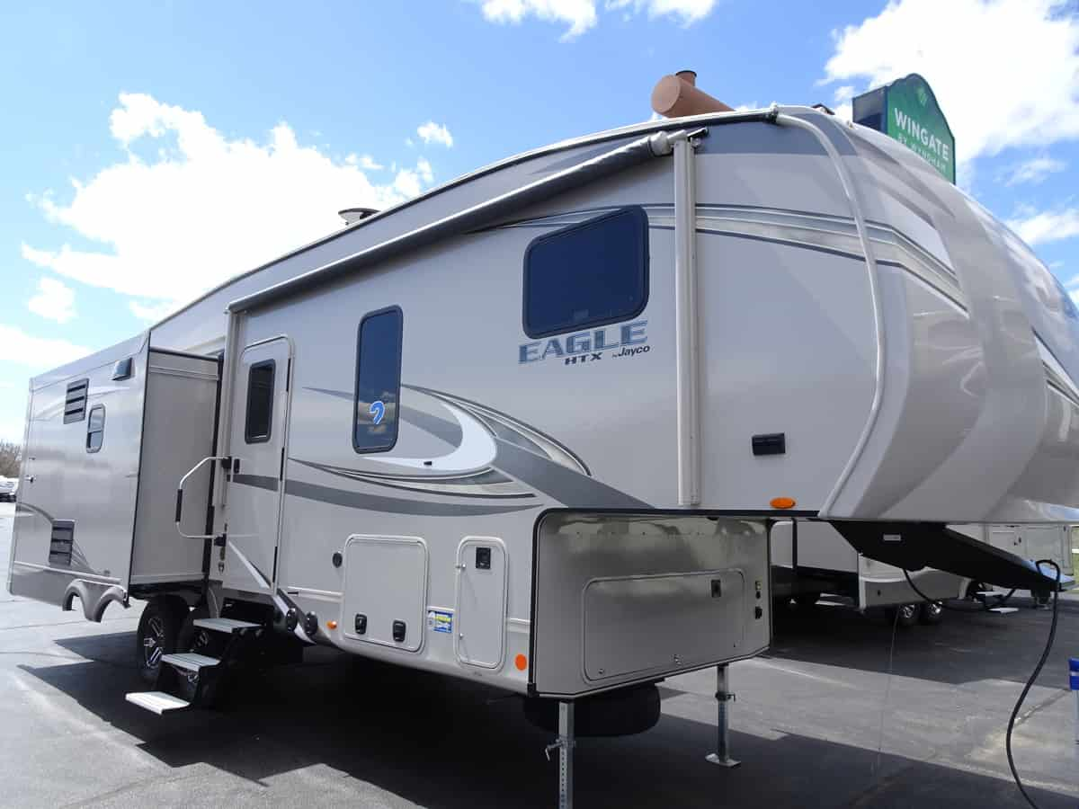 NEW 2019 Jayco EAGLE HT 28RSX - Rick's RV Center