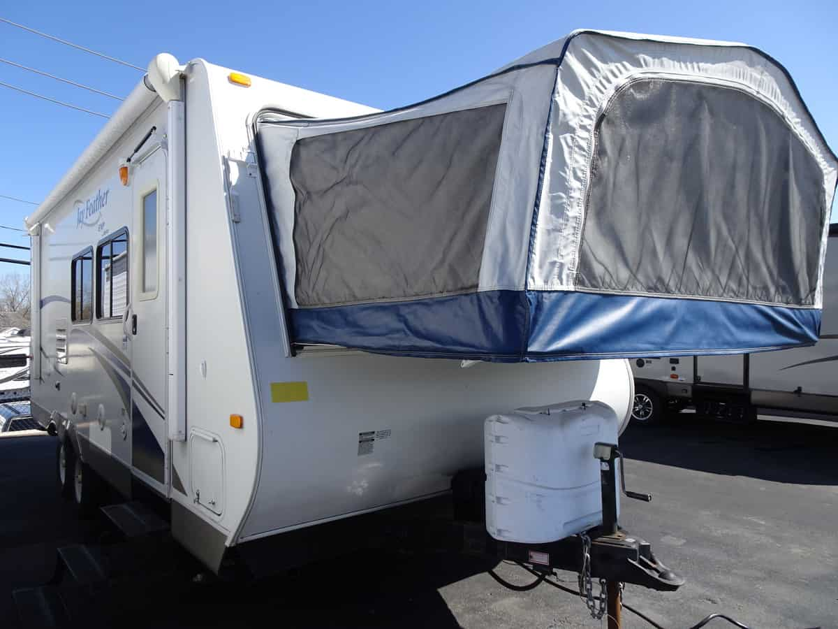 USED 2010 Jayco JAY FEATHER EXP 23J - Rick's RV Center